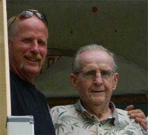 Joe and Tom McNamara of Binghamton, NY